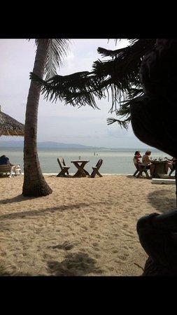 Milky Bay Resort: Beautiful