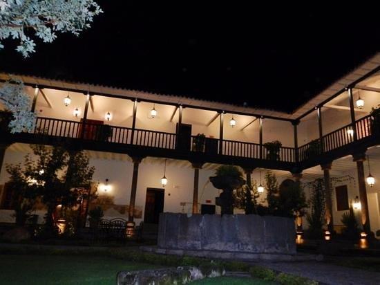 Belmond Palacio Nazarenas: Main Interior Courtyard