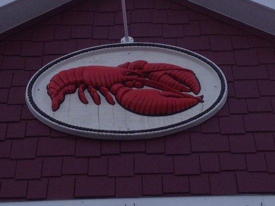 Red Lobster : Front entrance