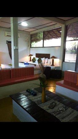 Milky Bay Resort: Studio