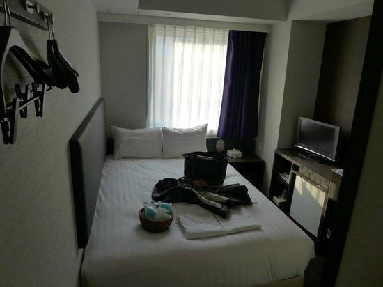 E Hotel Higashi Shinjuku: Upper Comfort room