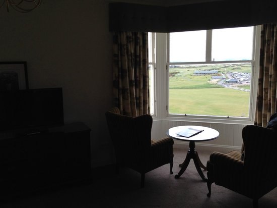 Macdonald Rusacks Hotel : View from Room