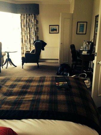 Macdonald Rusacks Hotel : Room