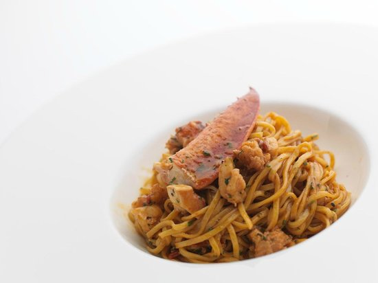 Babbo Restaurant : Lobster pasta