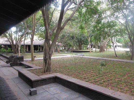 Palm Garden Village Hotel : Peaceful