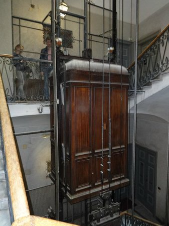 Al Viminale Hill Inn & Hotel: Lift