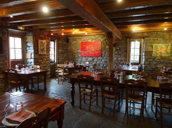 Restaurant Arroenia : Salle du restaurant
