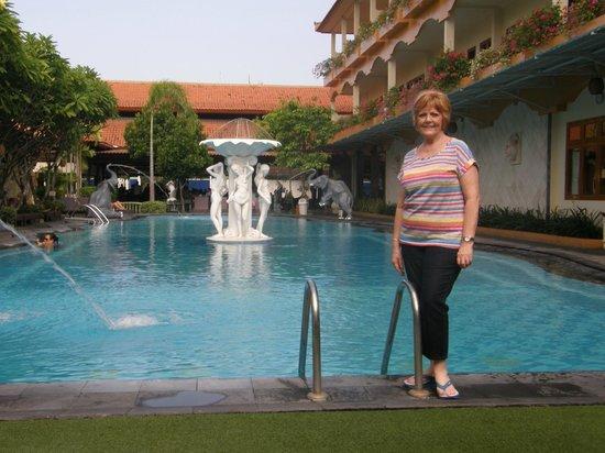 Febri's Hotel & Spa : Great pool