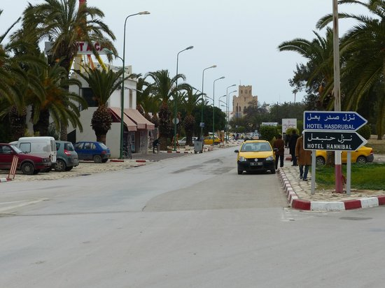 Golf Residence Hotel: Porst El Kantaoui - Sousse
