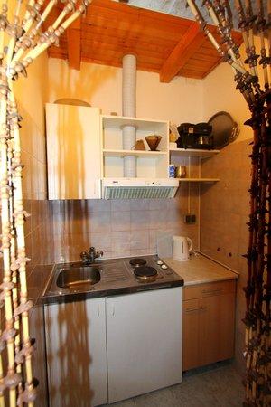 Apartments Lili Lopud: Kitchen