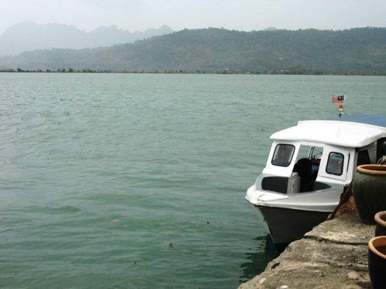 Vivanta by Taj Rebak Island, Langkawi: langasuka marina