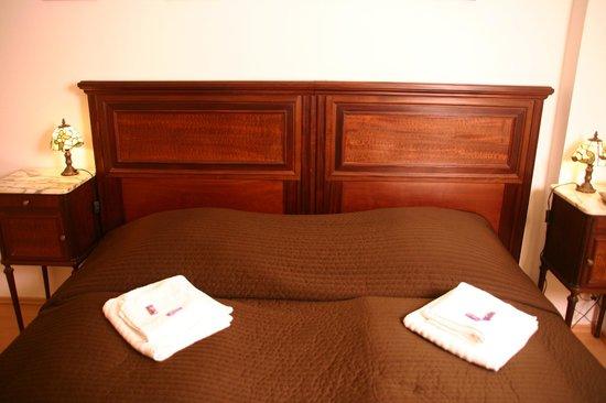D'Alex Munich Apartments: Bedroom