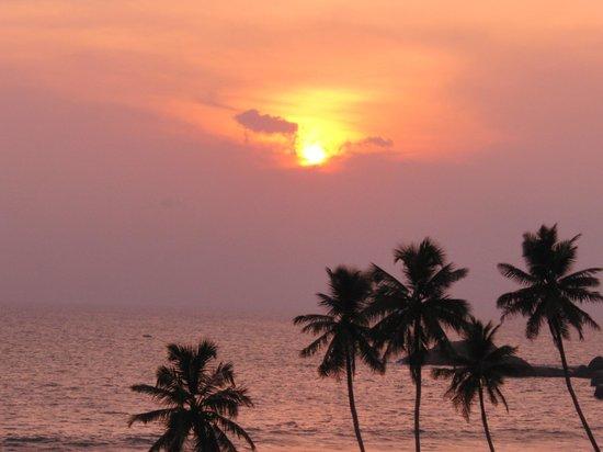 Citrus Hikkaduwa: Sonnenuntergang