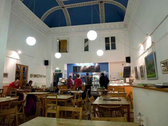 Blue Moon Cafe Sheffield Breakfast