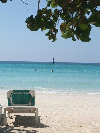 Hotel Riu Palace Tropical Bay: Beach