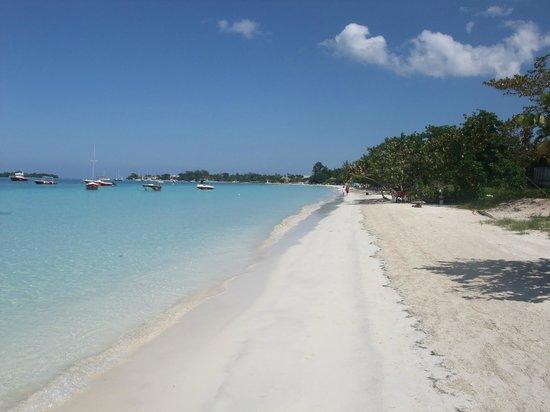 Hotel Riu Palace Tropical Bay: what a beach