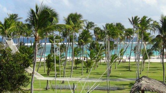 Club Med Punta Cana : Vue de notre chambre