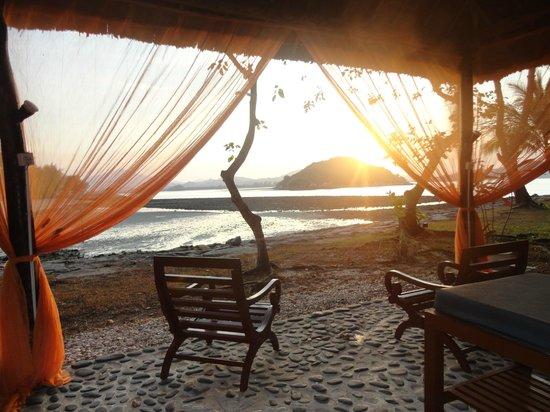 Vivanta by Taj Rebak Island, Langkawi: sunrise from room