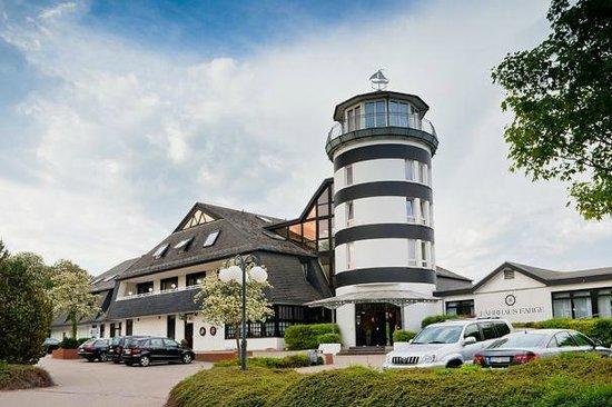 Ringhotel Fährhaus Farge: Eingang