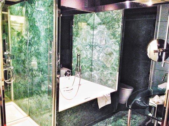 Hilton Madrid Airport: Bathroom