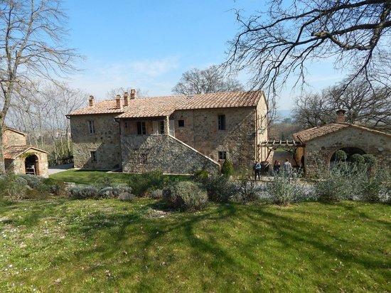 Agriturismo Casa Fabbrini: Il Casale
