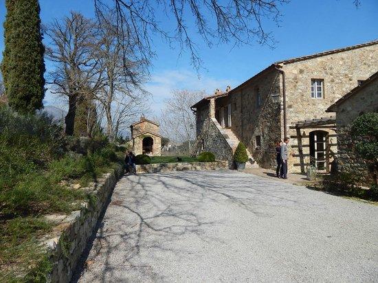Agriturismo Casa Fabbrini: Il Forno a legna