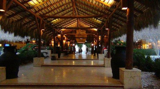 Club Med Punta Cana : Accueil du club
