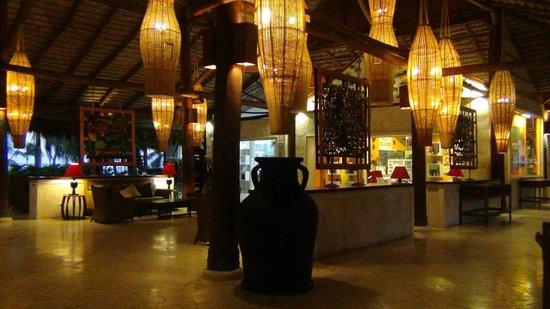 Club Med Punta Cana : Réception