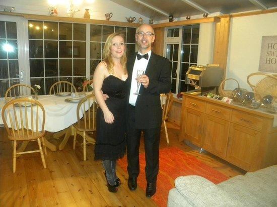Dovers House: Host david & Katrina