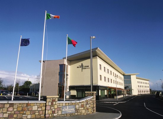Claremorris, Irland: McWilliam Park Hotel Mayo