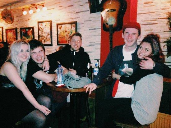 Flying Pig Uptown : Bar