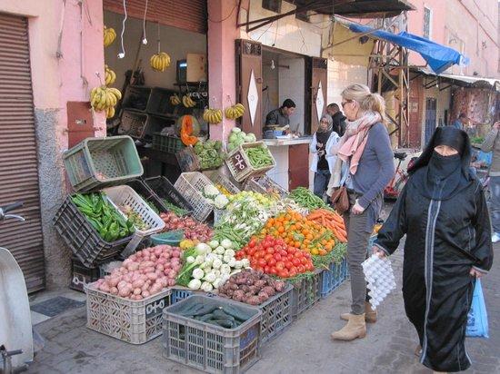 Souks de Marrakech : Marrakech