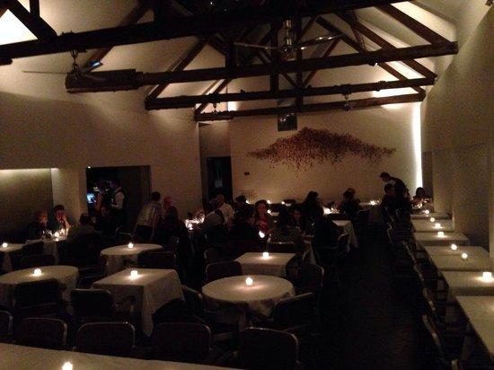 Baltic Restaurant & Bar : La salle principale