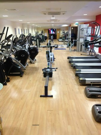 Claremorris, Ireland: Gym McWilliam Park Hotel Mayo