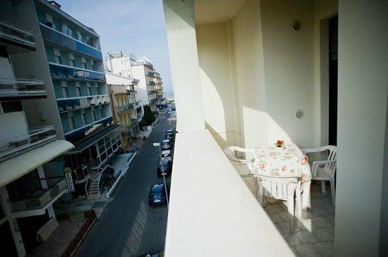 Residence Baltic: Balcone