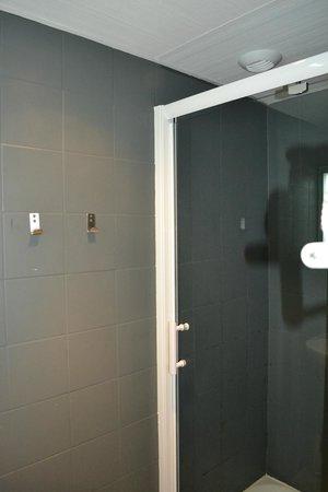 Atrium Mondial : La salle de bain