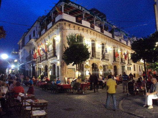 Casco antiguo de Marbella: Altstadt