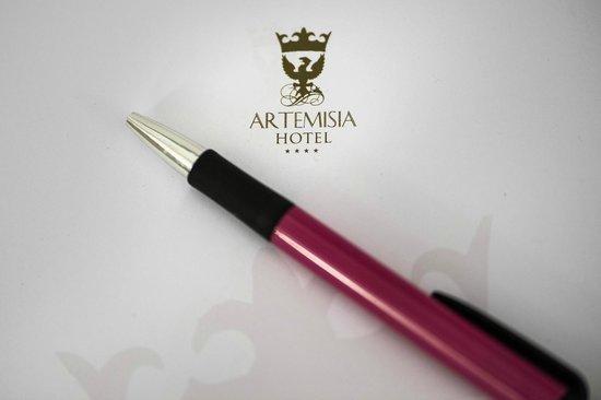 Artemisia Palace Hotel: Hotel