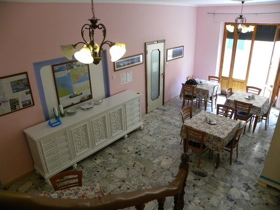Bed and Breakfast Margherita: salone