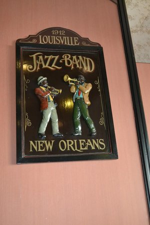 New Orleans Cafe : Décoration