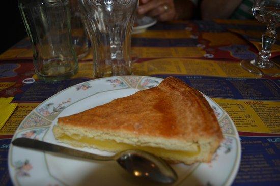 New Orleans Cafe : Dessert basque