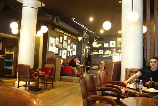 Brown's Boutique Hotel : Brown's coffee shop
