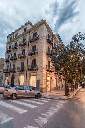 Artemisia Palace Hotel: Hotel esterno