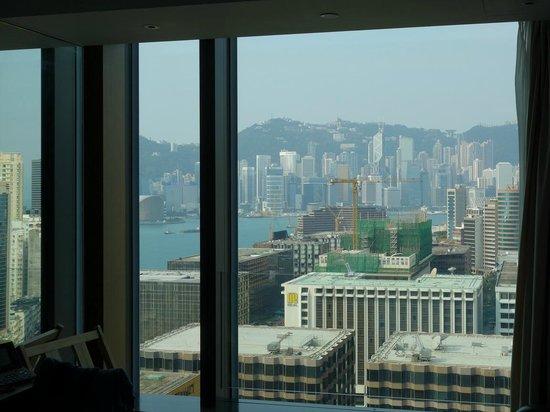 Hotel ICON: Вид на пролив