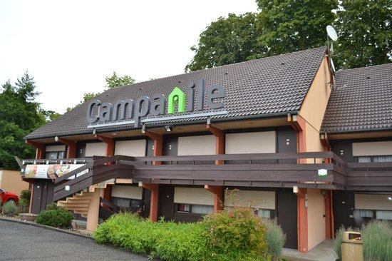 Campanile Strasbourg Sud - Illkirch Geispolsheim: L'hotel