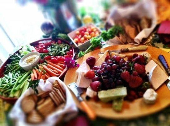 Parker House Inn and Restaurant : catering