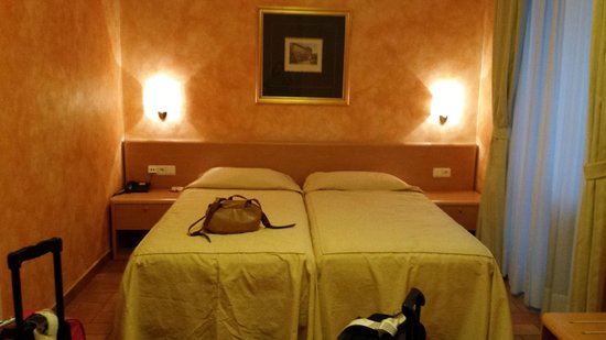 Hotel Roma Prague: Very Comfortable