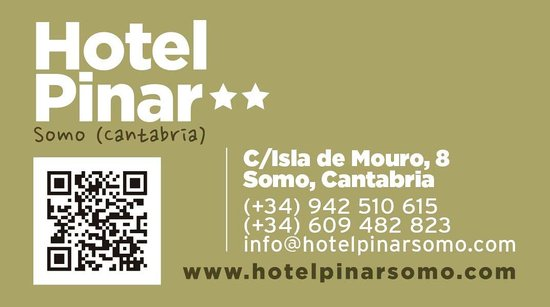 Hotel Pinar Somo