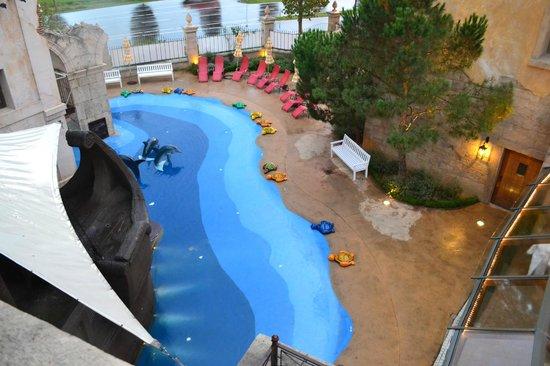 """Hotel """"Colosseo"""" Europa-Park : La piscine"""