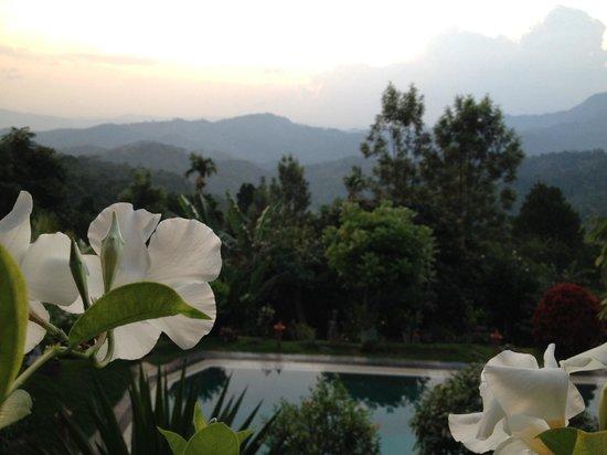Rangala House : View from balcony